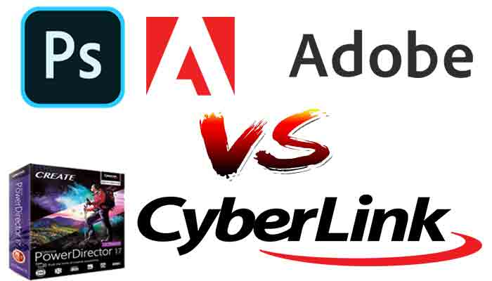 Features Adobe & CyberLink