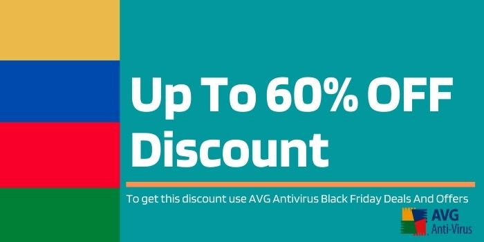 AVG Antivirus Black Friday Sale and offers