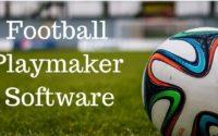 Football Playmaker Software