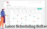 Labor Scheduling Software