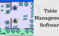 Table management Software