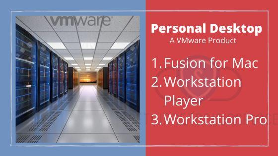 personal desktop-fusion of Mac