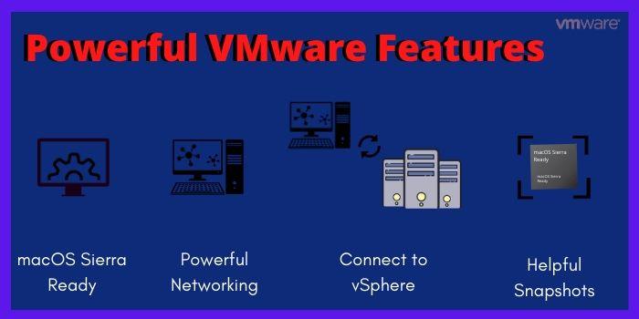 VMware Features