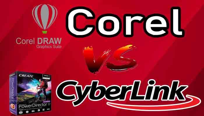 Cyberlink Vs Corel